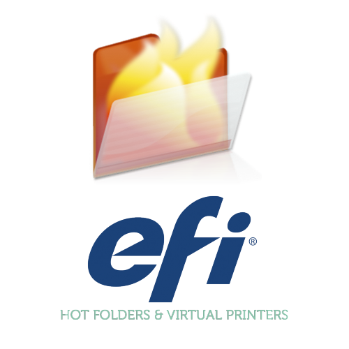 Efi Hot Folders e Stampanti Virtuali