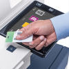 Autenticazione badge multifunzione Xerox